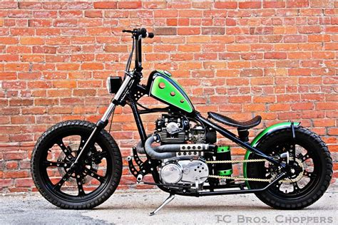 Custom Choppers & Bobbers Built By Tc Bros. Choppers