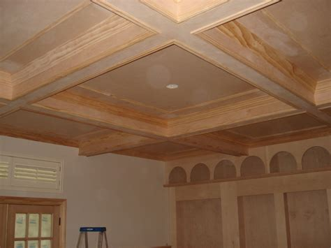 barn style doors david carpentry image portfolio coffered ceilings faux beams