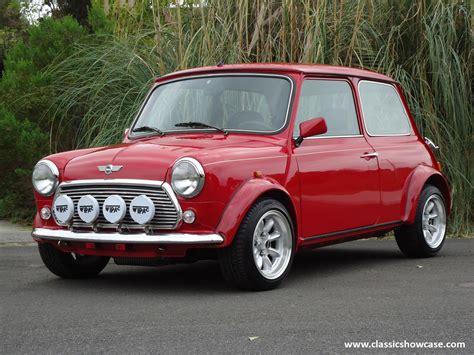 1971 Mini Cooper By Classic Showcase