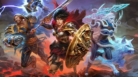 Rumour: Dataminers Uncover SMITE Founder's Pack For ...