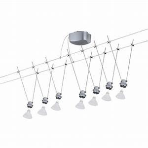 Spot Fil Tendu : luminaire spot cable tendu ~ Premium-room.com Idées de Décoration