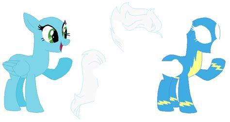 base fleetfoot selenaede deviantart bases mlp pony wonderbolts mac rainbow drawing paint disney equestria crush