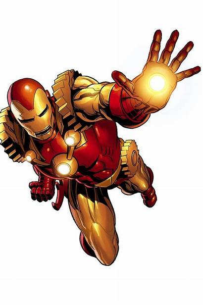 Iron Marvel Armor Comic Ironman Comics Stark