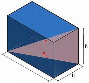 Diagonale Eines Quadrats Berechnen : quader fl che kanten volumen berechnen beim quader ~ Themetempest.com Abrechnung