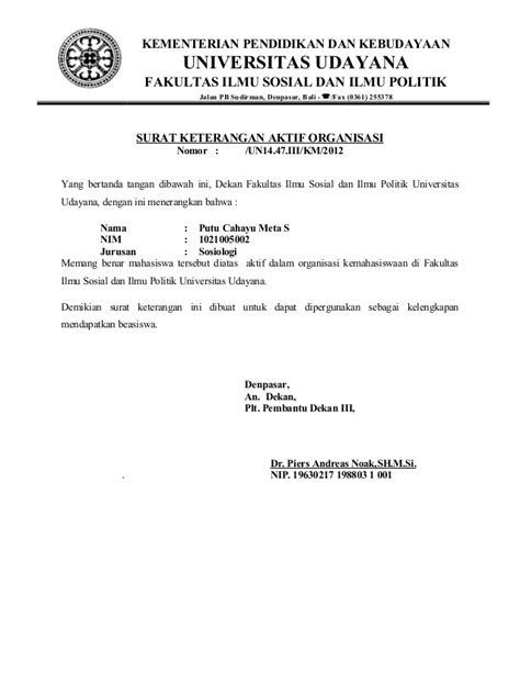 Contoh Surat Pengunduran Diri Dr Jabatan - Cara Resign Kerja