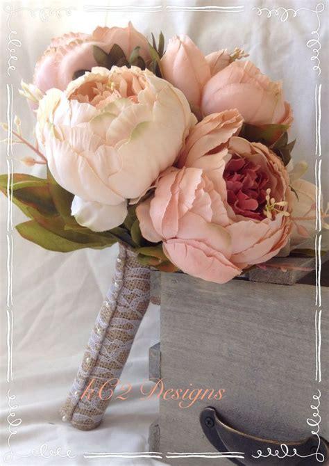 1000 ideas about blush wedding bouquets on pinterest