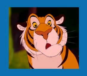 La Le D Aladin by Personnages Disney 176 O 176 Rajah Aladdin
