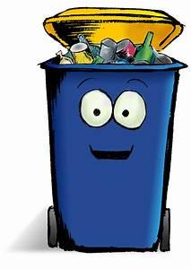 Recycling Bin Cartoon   www.imgkid.com - The Image Kid Has It!