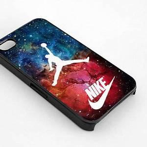 Nike Logo Nebula Air Jordan for iphone from RAMESTORE on Etsy