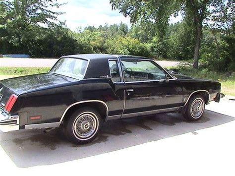 Buy Used 1979 Olds Cutlass Supreme Brougham, Rare
