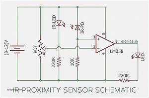 Inductive Proximity Sensor Wiring Diagram  U2013 Vivresaville Com