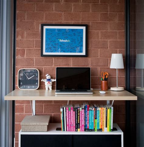 Wall Mounted Desk Ikea Hack by 10 Ikea Standing Desk Hacks With Ergonomic Appeal