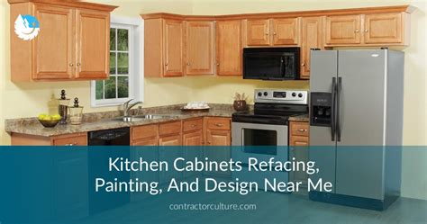 kitchen cabinet refacing near me kitchen cabinets refacing painting design near me free