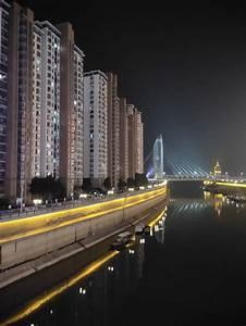 Night View  Wuhu City  China In 2020