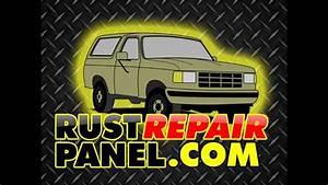 U0026quot How To Fix Rust U0026quot  Chevrolet Silverado Gmc Sierra Rocker