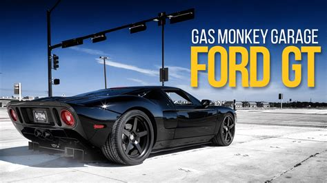 Super Duper Ford Gt  Gas Monkey Garage Youtube