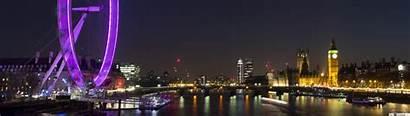 London Dual Ferris Wheel