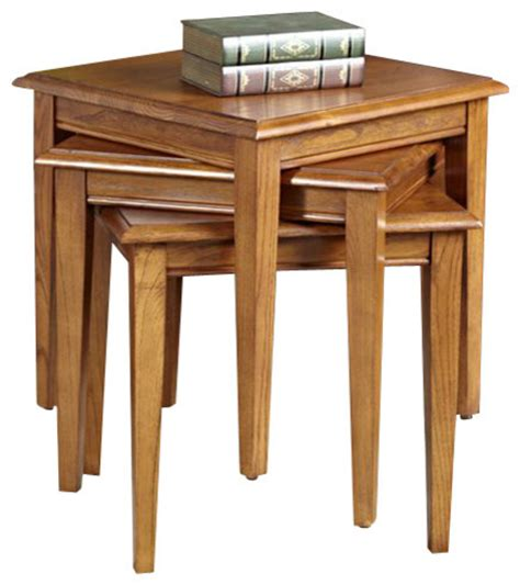 leick furniture favorite finds stacking table set in
