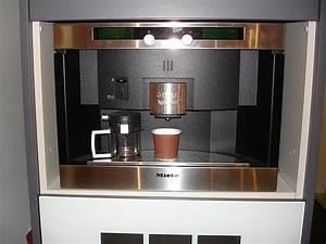 Miele Einbau Kaffeevollautomat : kaffeevollautomaten einbau kaffeevollautomat mit nespresso ~ Michelbontemps.com Haus und Dekorationen