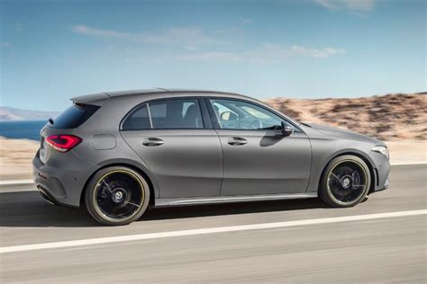 The 161bhp a200 is much pokier than the a180, and our pick of the range. Mercedes-Benz A Class Hatchback A200 AMG Line Premium Plus 5dr Car Lease Deals | Leasing Options