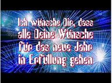 Neujahr Silvesterwünsche SMS, Whatsapp, Facebook YouTube