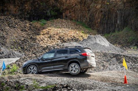 drive  game changing  subaru ascent bestride