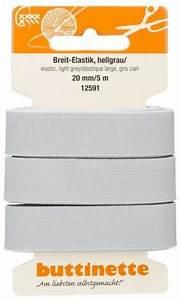 Gummiband Länge Berechnen : buttinette gummiband breit elastik hellgrau breite 20 mm l nge 5 m online kaufen ~ Themetempest.com Abrechnung