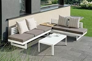 Lounge Liege Garten : bank lounge liege und outdoor doppelbett f r den garten holly von stern m bel outdoor m bel ~ Watch28wear.com Haus und Dekorationen