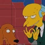 Mr Burns Simpsons Map Meme Generator - Imgflip