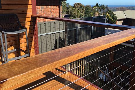 decking balustrades stairs