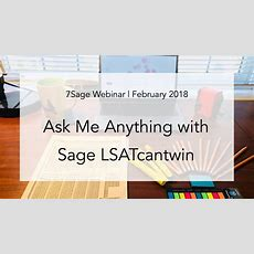 Ama With 7sager Lsatcantwin (171 On December Lsat)  Feb 3, 2018 Youtube
