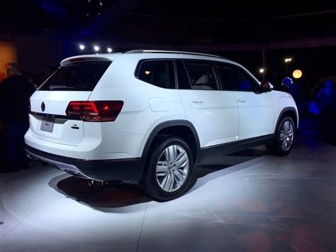 volkswagen atlas white 2018 vw atlas pricing specs 1600 x 1200 auto car update