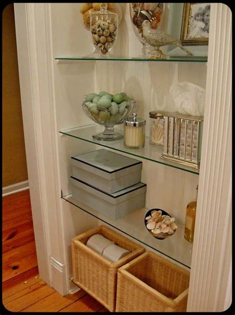 25 best ideas about glass shelves on window
