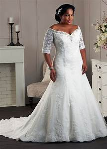 cheap plus size wedding dresses with sleeves weddingwoow With cheap plus size wedding dresses