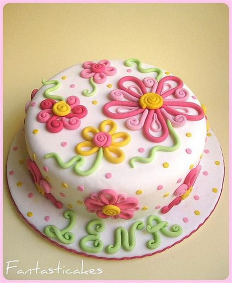 ideas  easy cake designs  pinterest