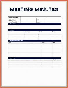 Meeting Minutes Sample Format 10 Excel Address Book Template Excel Templates Excel