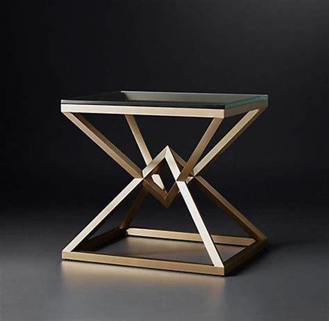 modern catalog  side tables  pinterest