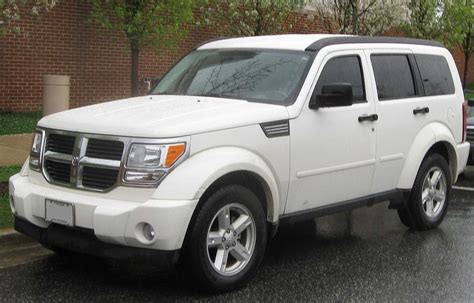 jeep nitro dodge nitro wikipedia