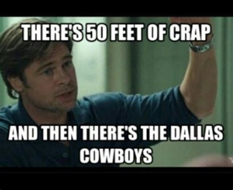 Nfl Memes Cowboys - 81 best cowboys suck images on pinterest football stuff sports humor and workout humor