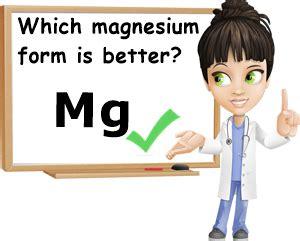 magnesium absorption rates natureword