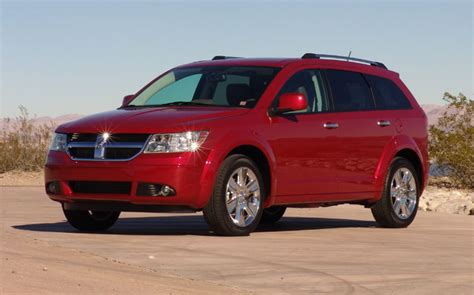 Chrysler Foundation by 2009 Dodge Journey Auctioned To Benefit Sickkids