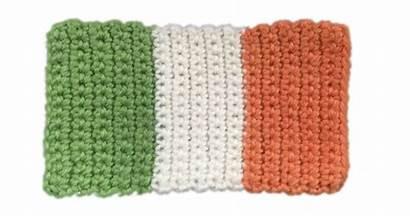 Flag Ireland Crochet Patterns Pattern Yarn