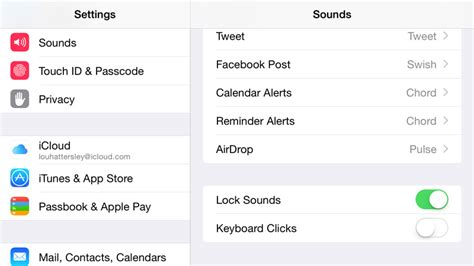 how to turn iphone sound how to turn keyboard click sounds on an iphone or