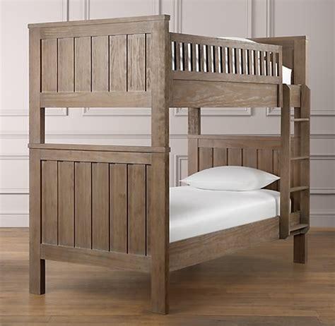 restoration hardware kenwood bunk bed kenwood bunk bed beds bunk beds restoration