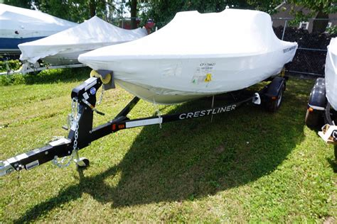 Jon Boats For Sale Craigslist Wisconsin by Crestliner New And Used Boats For Sale In Wi