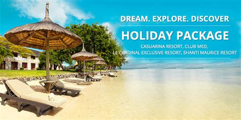 Mauritius holiday and travel packages - Mauritius Attractions