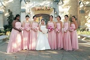 Glamorous Pink Ballroom Wedding In Austin Texas Inside