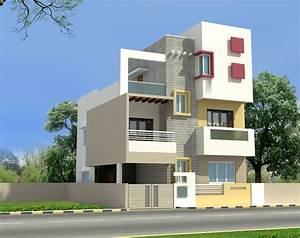 Small House Elevations Front View Designs Modern