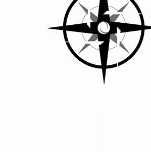 Simple Compass - Cliparts.co