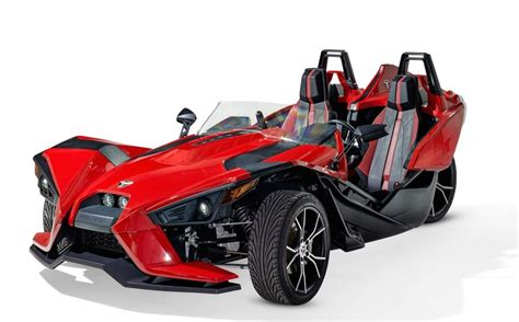 The Polaris Slingshot Is The ,000 Three-wheeler A